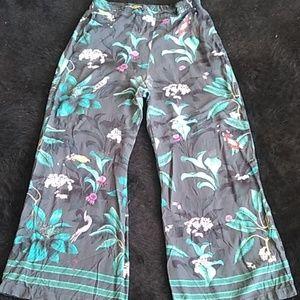Anna Glover X H&M summer pants